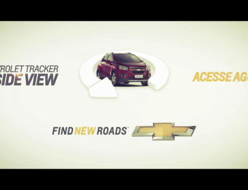 Chevrolet Tracker Inside View – Tour Virtual 360°