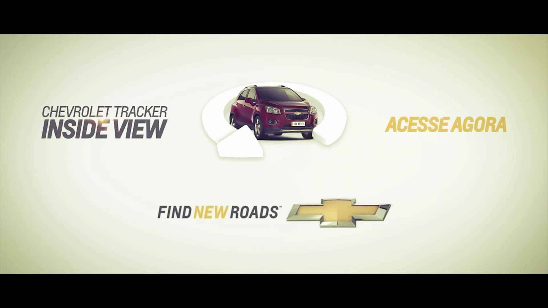 Chevrolet Tracker Inside View - Tour Virtual 360 graus