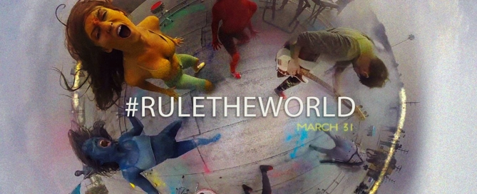 Rule The World - WOTE - 360 video